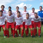 equipo titular ante Santutxu