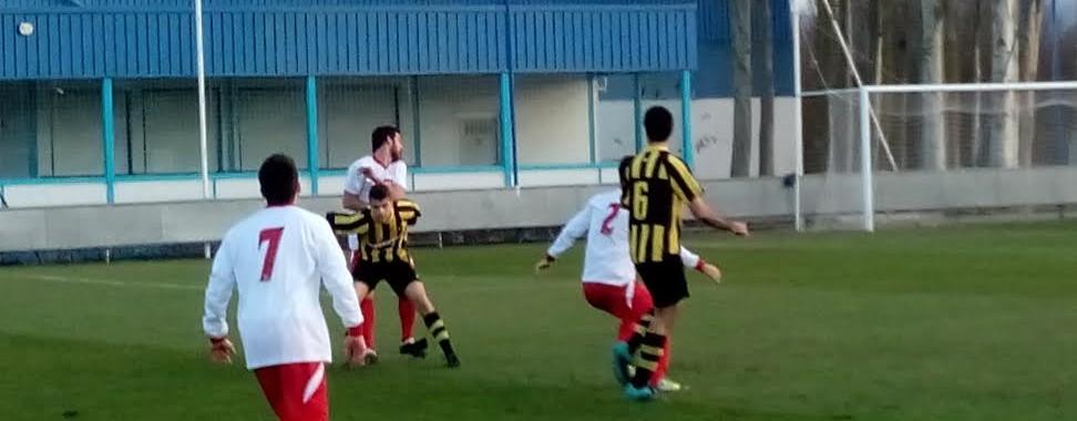 Betoño-Getxo (derrota por 1-3)