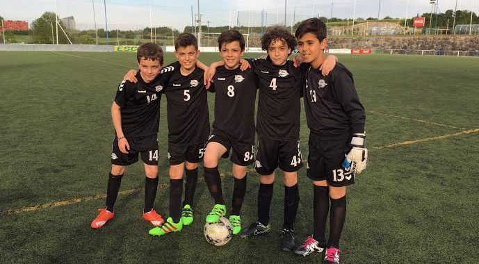Alevines al torneo de Villarreal Liga Promises